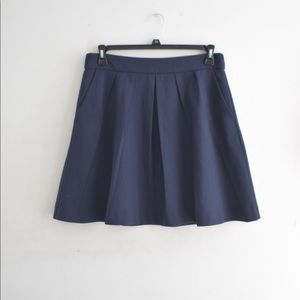 Mango A-Line Mini Skirt